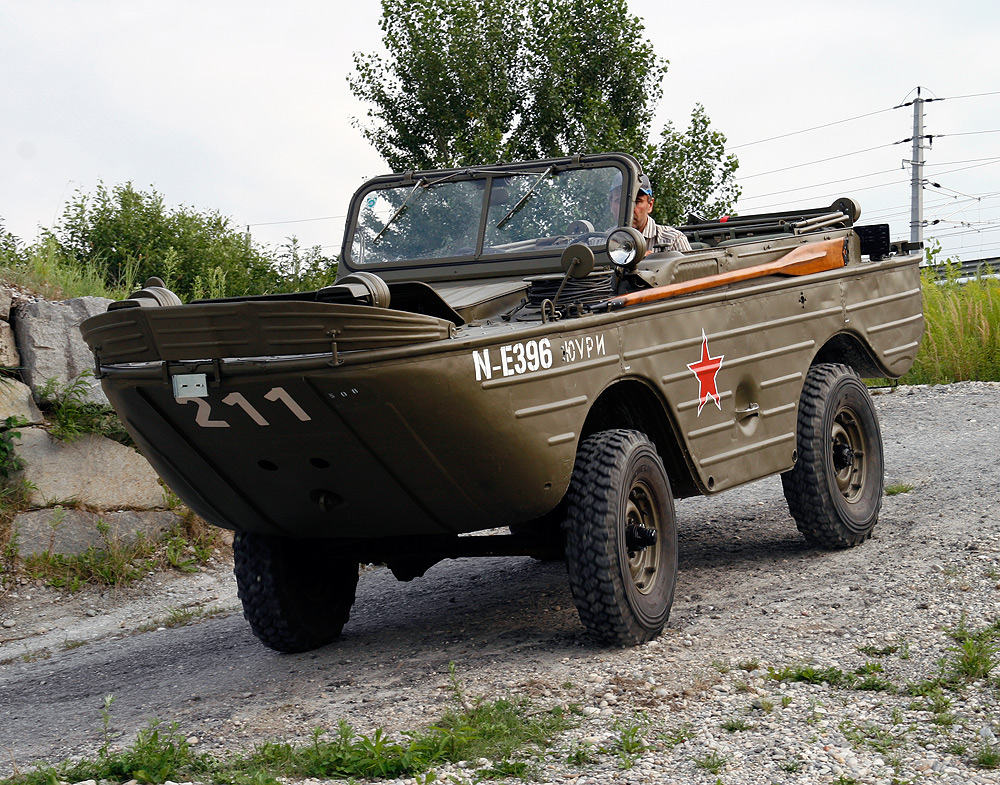 Amfibija GAZ-46