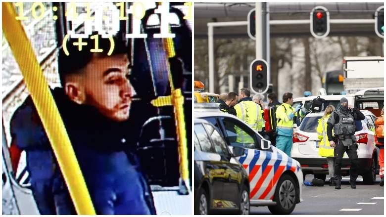 Gokmen Tanis - napadalec iz Utrechta