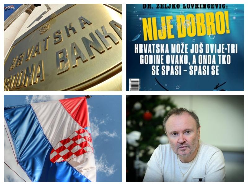 Hrvaška - ekonomija