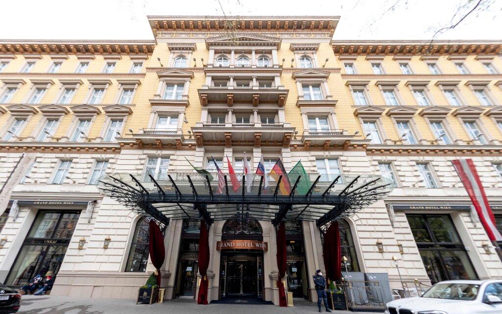 Grand hotel na Dunaju, kjer potekajo pogajanja o JCPOA