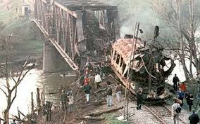 Grdelica - NATO raketa izstreljena na potniški vlak