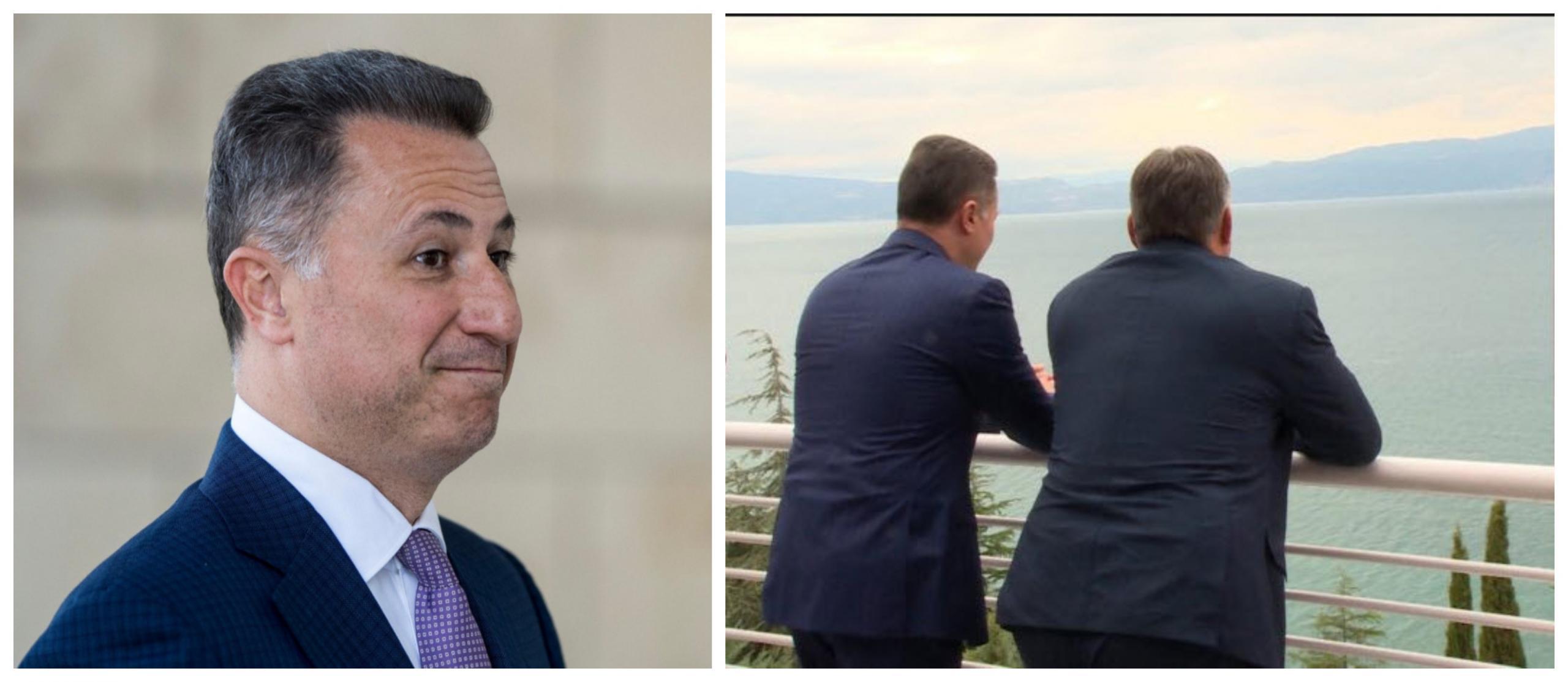 Gruevski, Orban, pogled