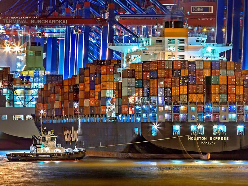 Hamburg pristanišče