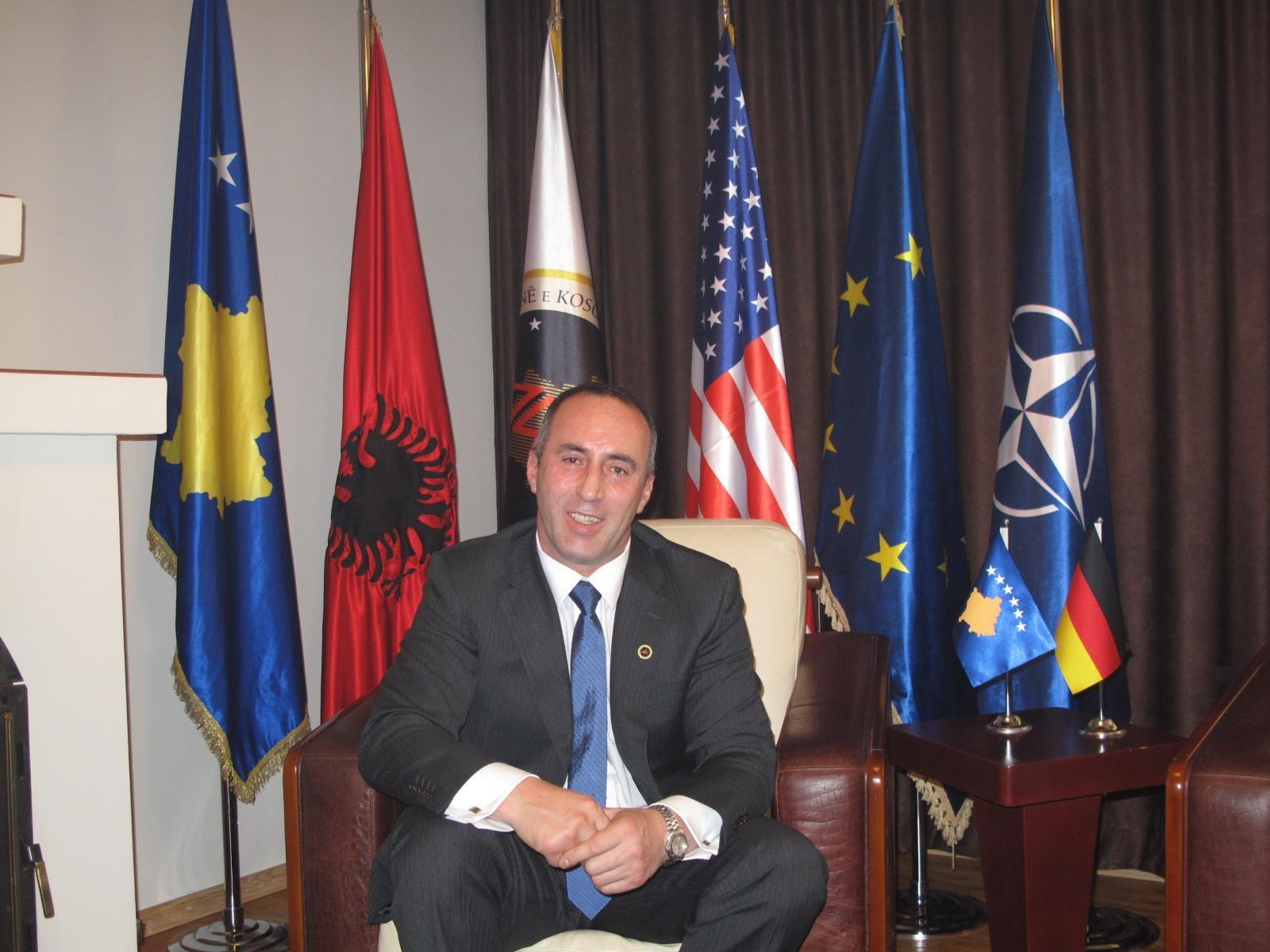 Ramush Haradinaj Vir:Pixsell