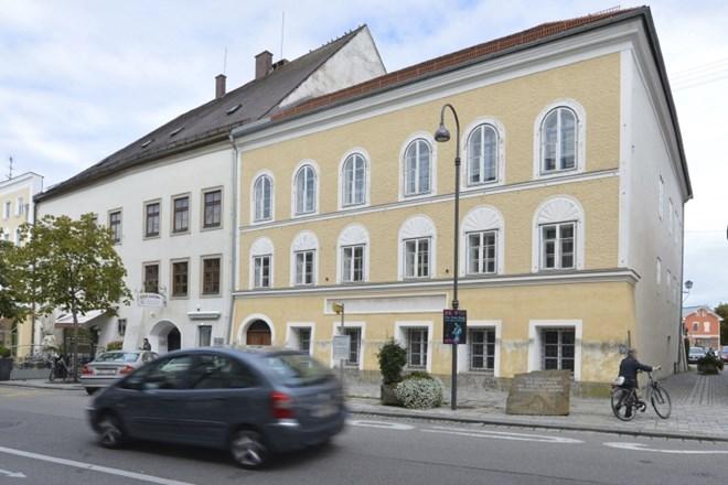 Hitlerjeva rojstna hiša