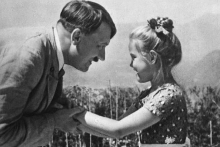 Hitler in Rosa