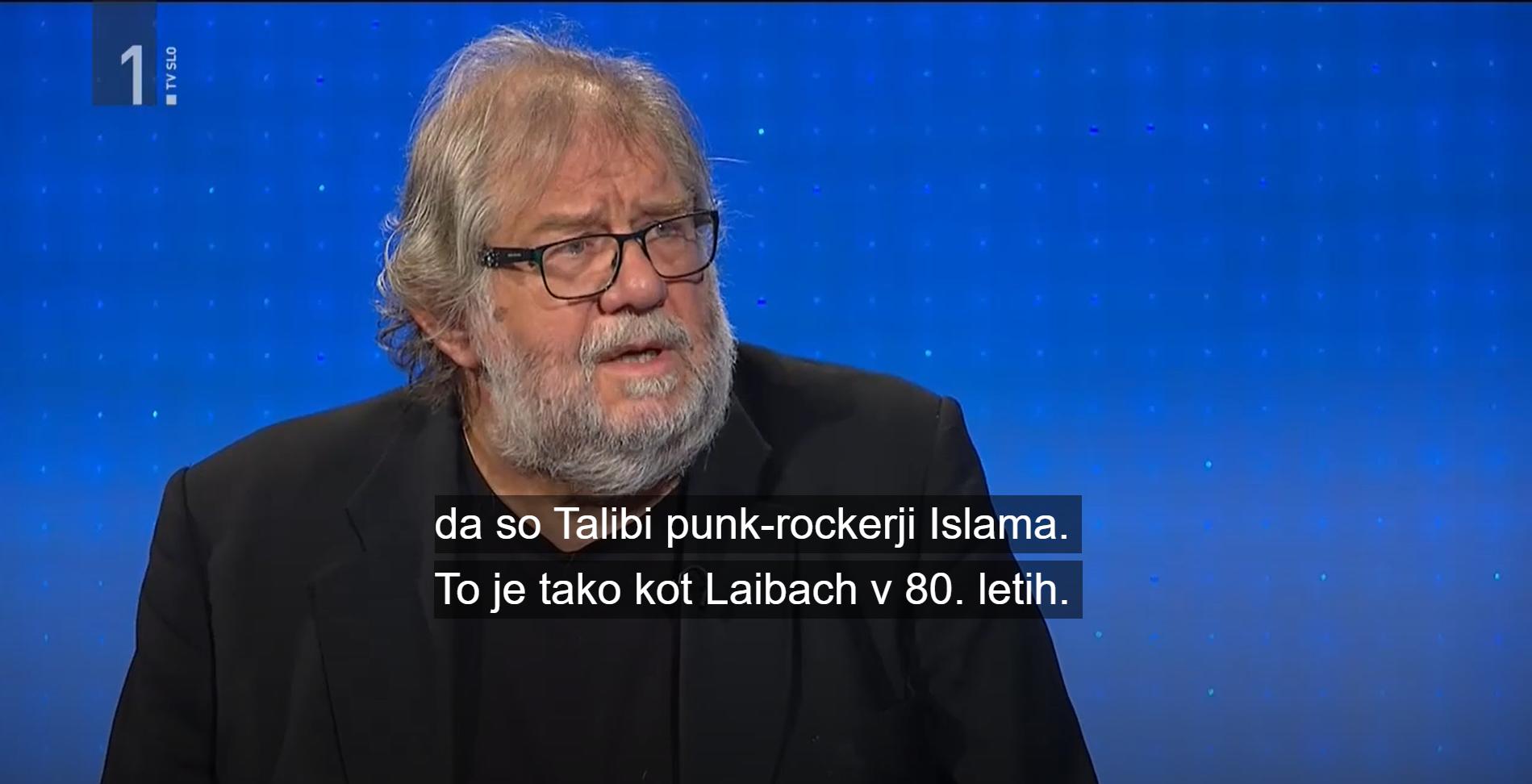 Ervin Hladnik-Milharčič  Vir: Posnetek zaslona