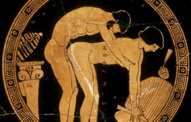 Homoseksualnost v Grčiji