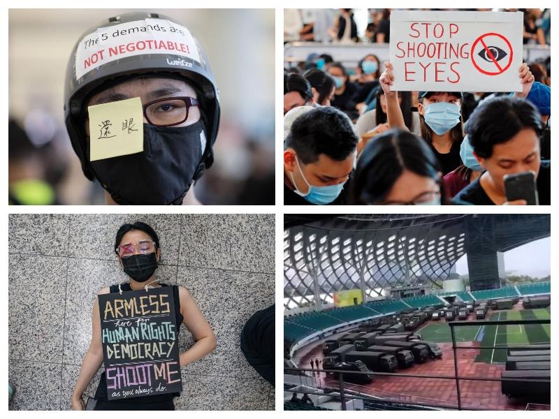 Hongkong - protesti