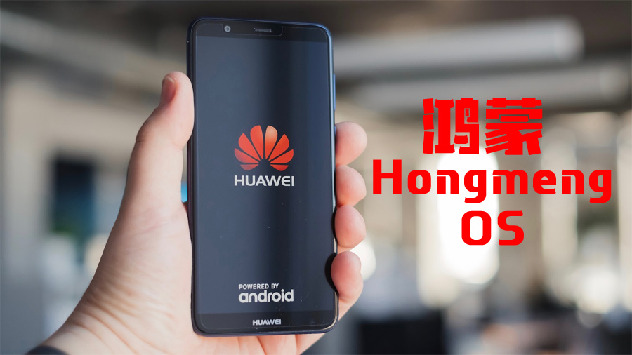 Telefon Huawei in nov operacijski sistem Hongmeng Vir:Technave.com