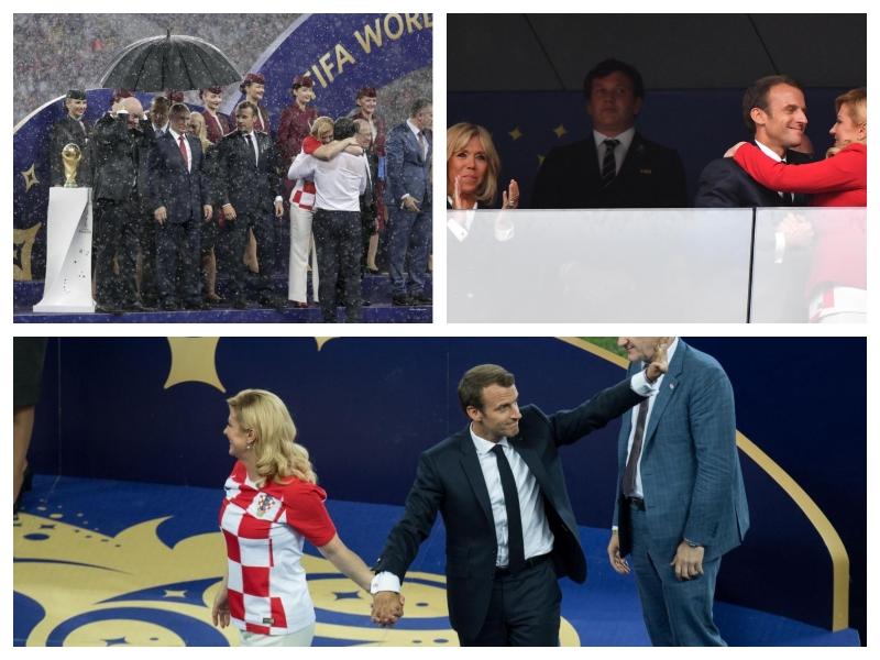 Hrvaška predsednica