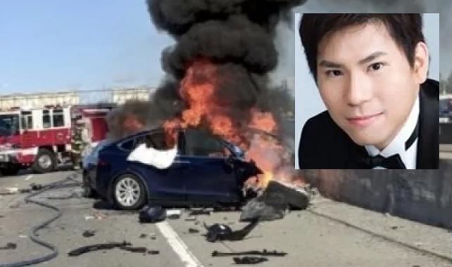 Tesla X - nesreča