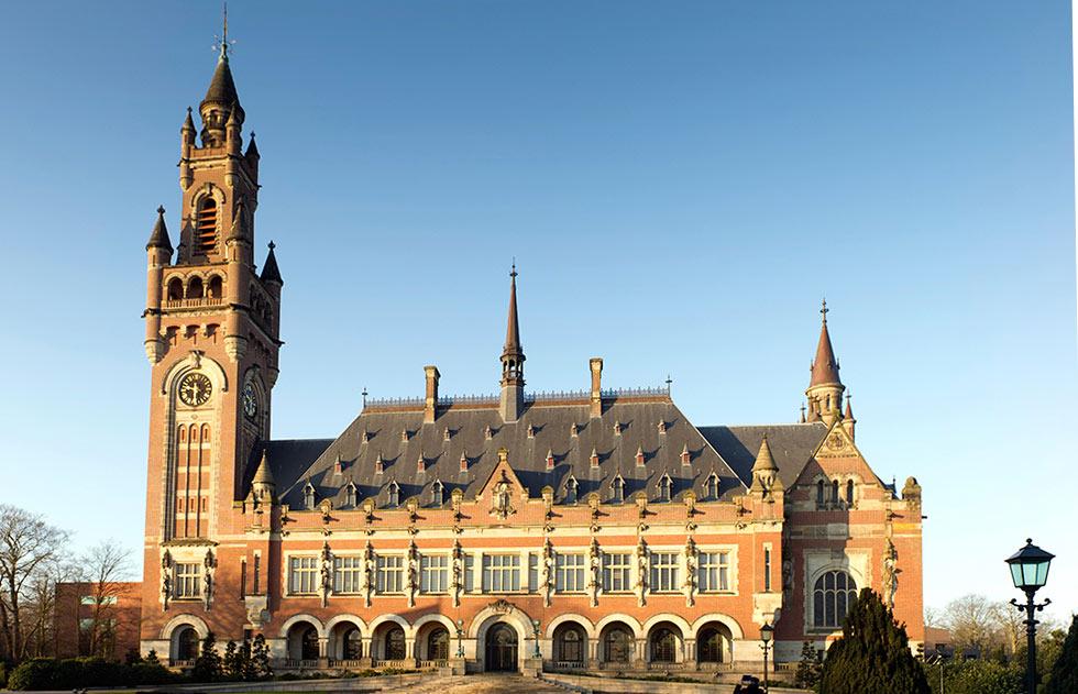 Meddržavno sodišče (ICJ) v Haagu