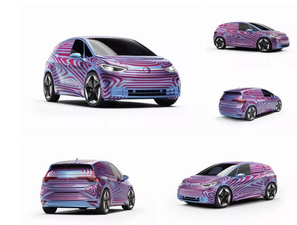 ID3 - VW, električni avto