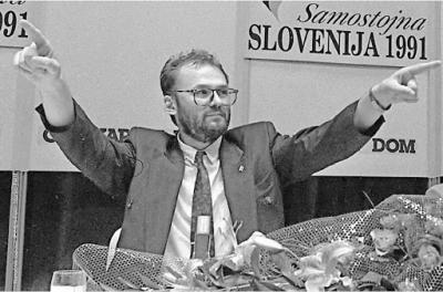 Jelko Kacin 1991