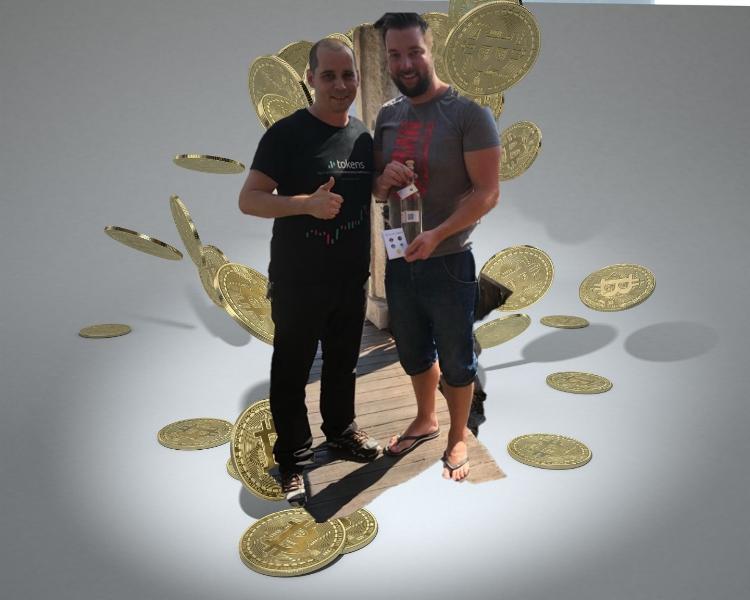 Jure Pirc - Društvo Bitcoin