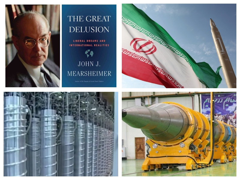 Mearsheimer in Iran