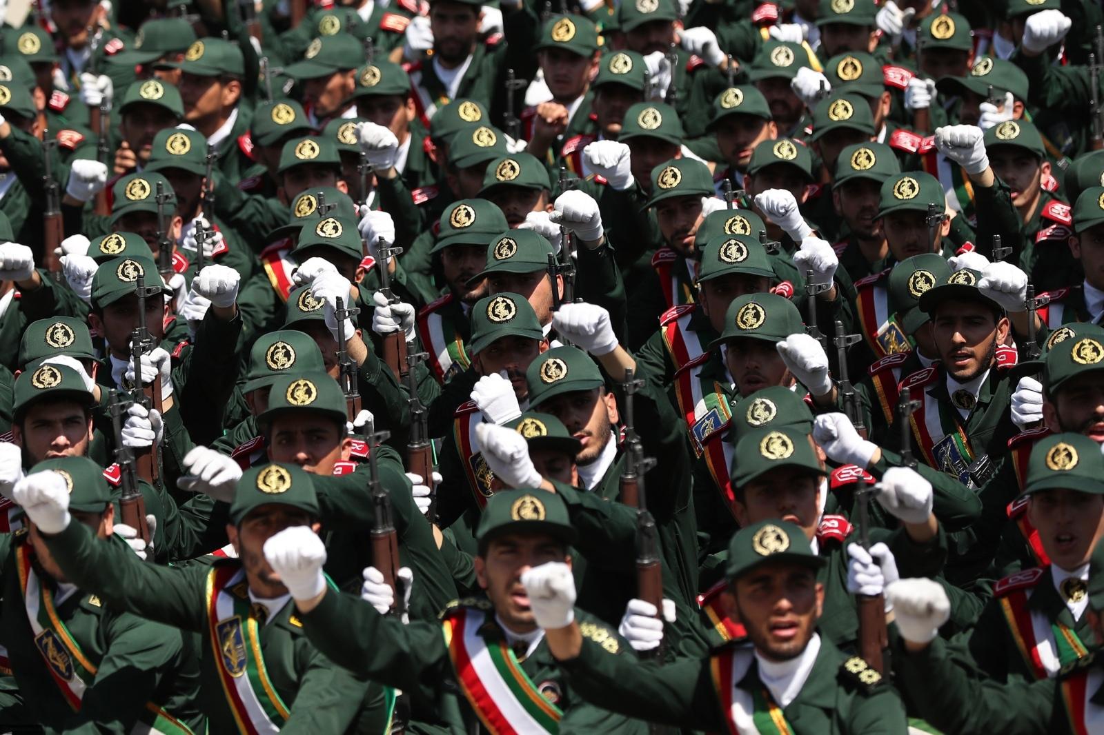 Iranska vojska Vir:PIxsell