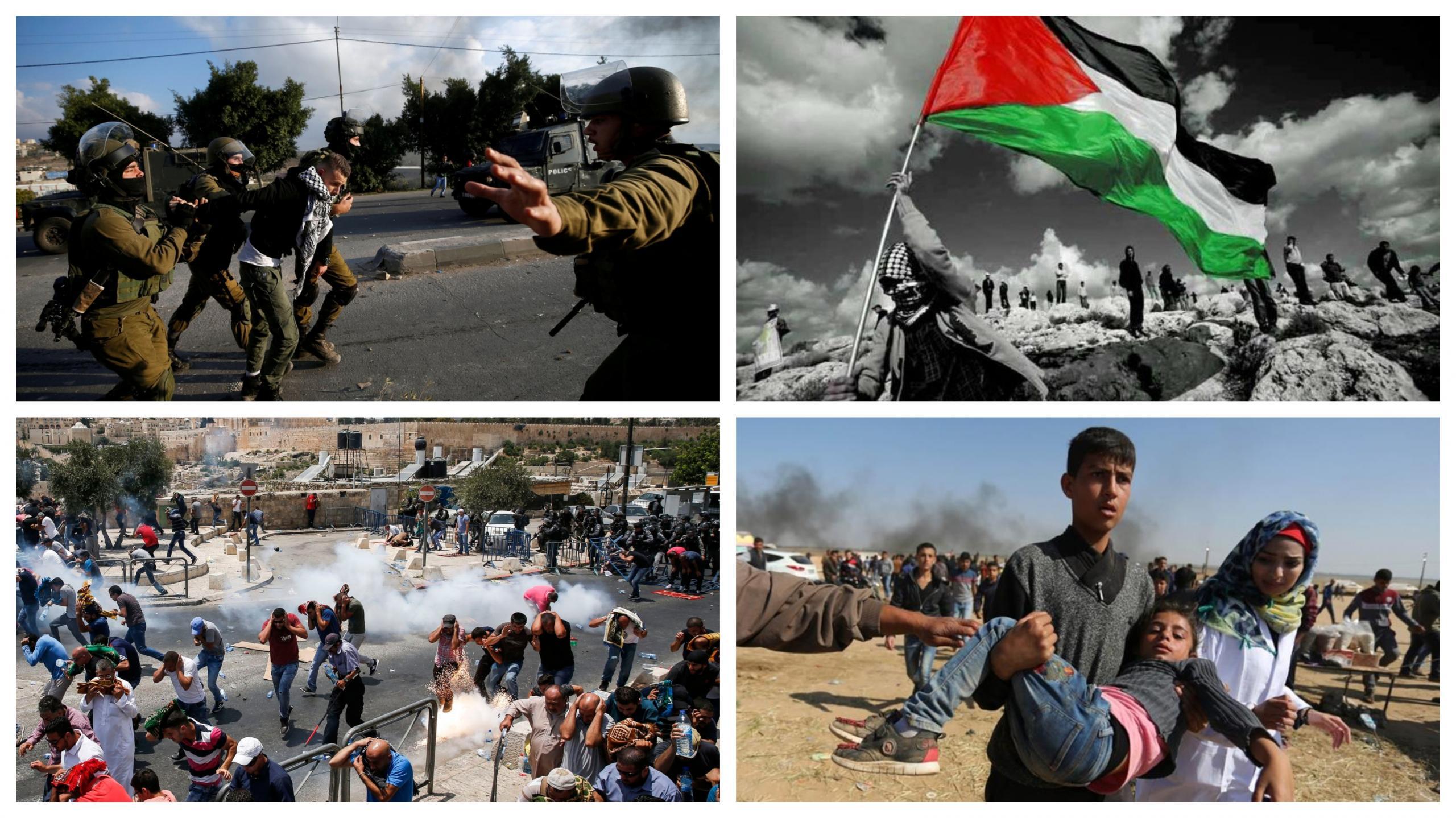 Izrael - Palestina
