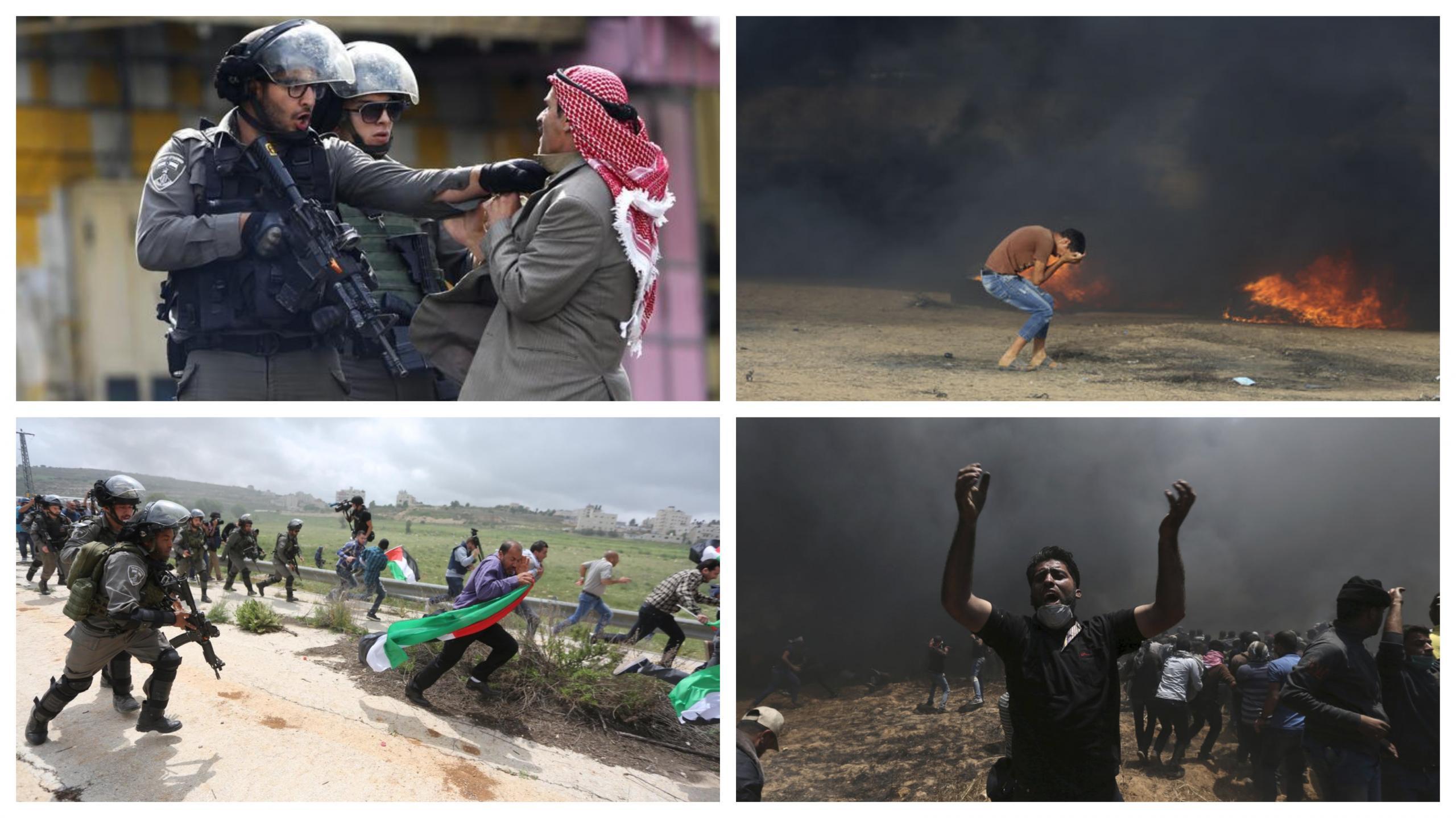 Izraelska vojska - Palestinci