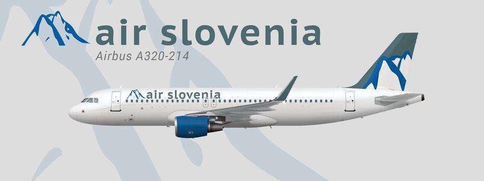 Idejna rešitev - Air Slovenia