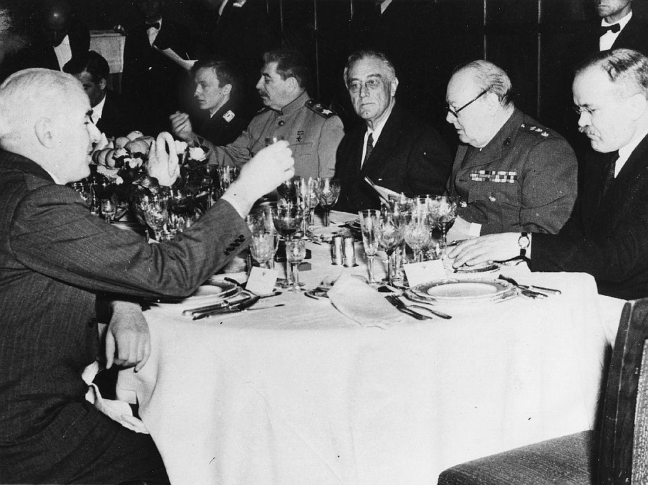Jalta - večerja
