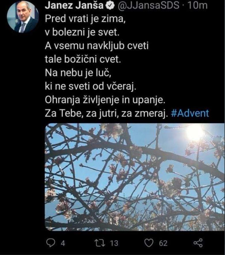Pesnik Janša