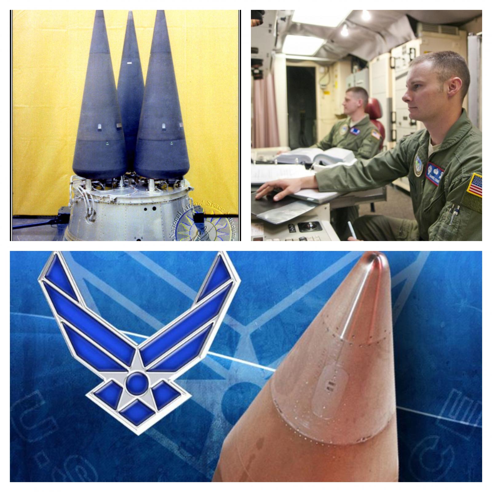 Operaterji ameriških jedrskih raket