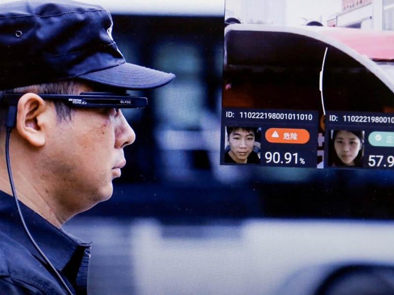 Kitajska, kamera, očala