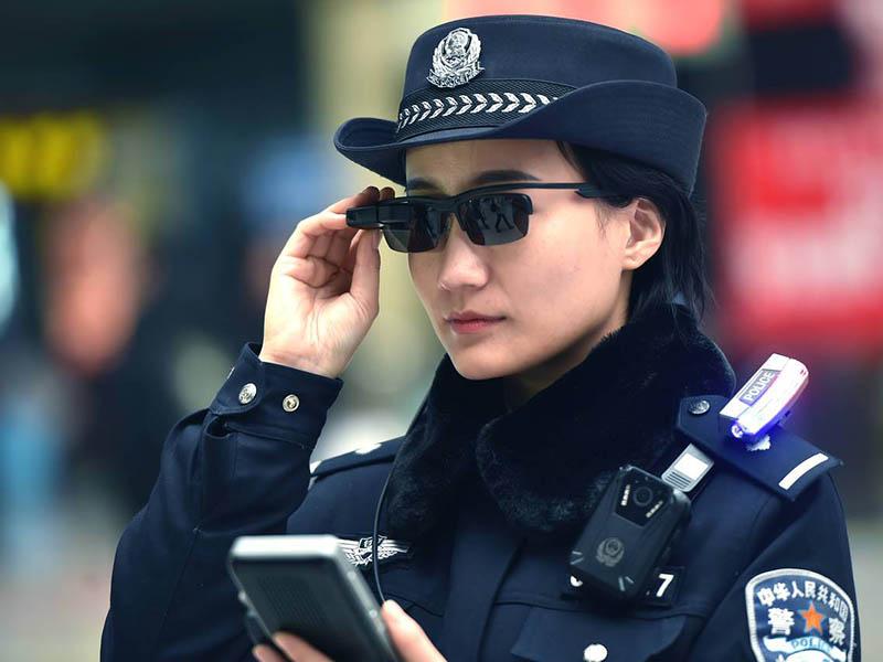 Kitajska, očala