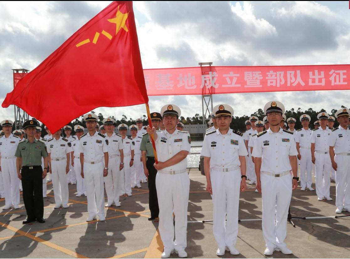 Kitajska armada Vir: Pixell