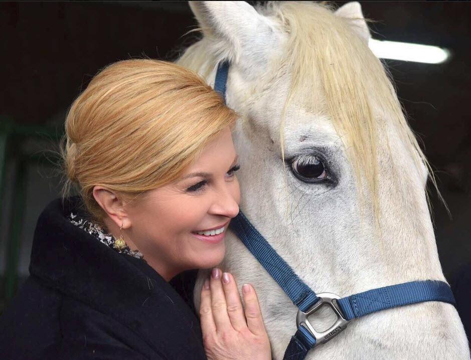Kolinda in konj