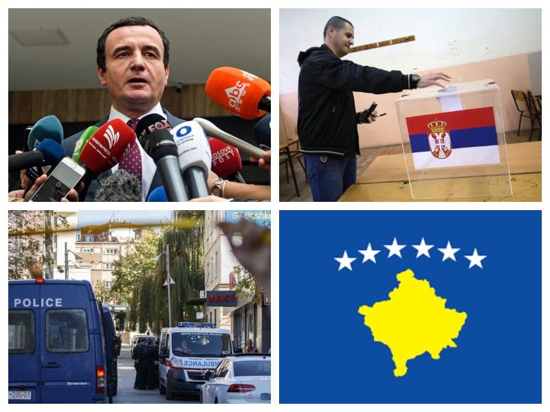 Kosovo - glasovanje, Albin Kurti
