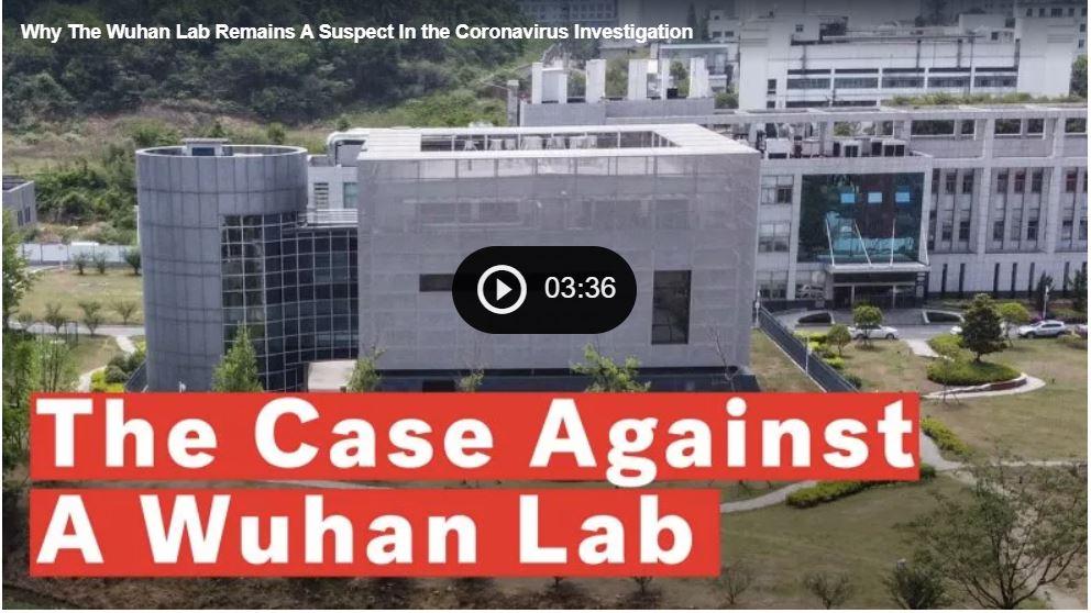 Laboratorij v Wuhanu