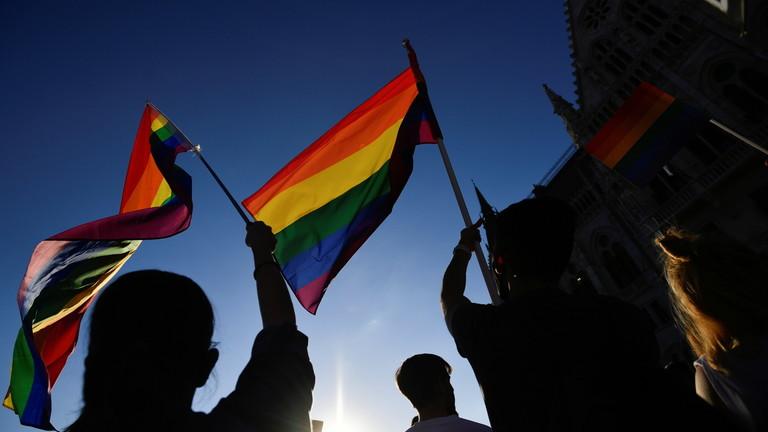 Skupnost LGBTQ  Vir: Twitter