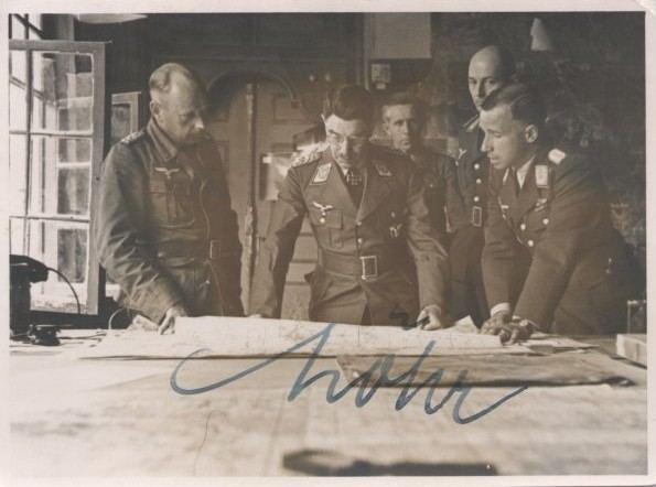 Aleksander Lohr z generali