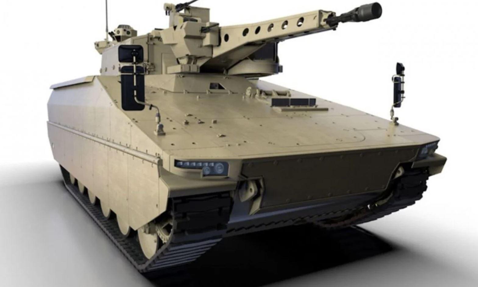 Oklepno vozilo Lynx