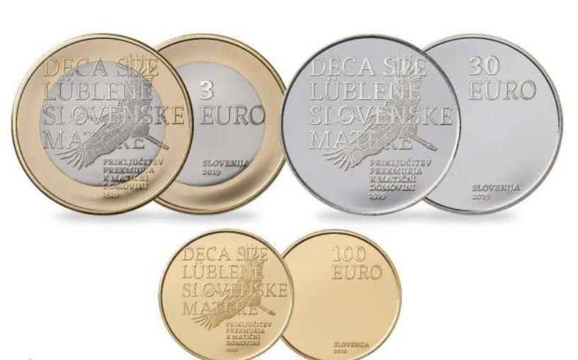 Prekmurje - kovanci