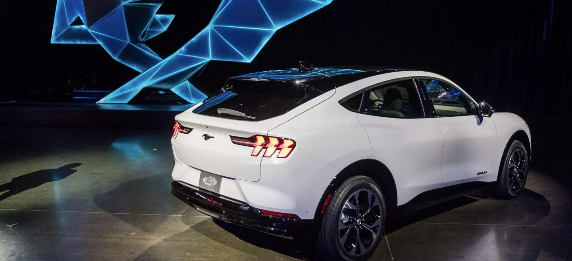 Mustang Mach-E, predstavitev