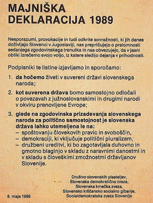 Majniška deklaracija