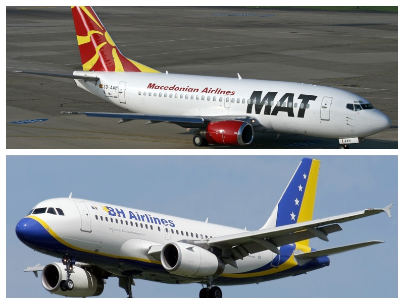 Macedonia & Bosnia Airlines