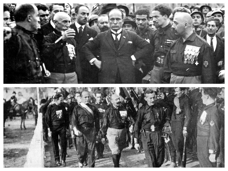 Pohod na Rim 1922