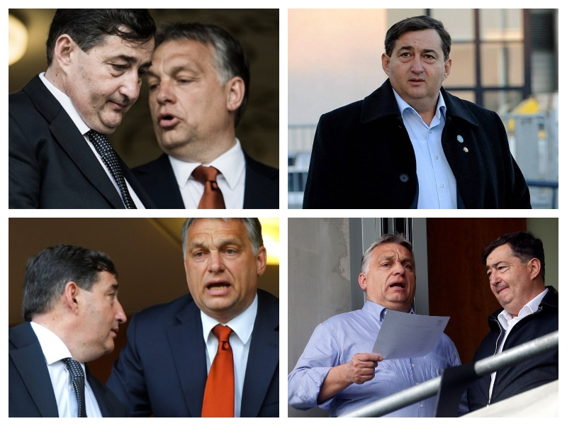 Meszaros in Orban