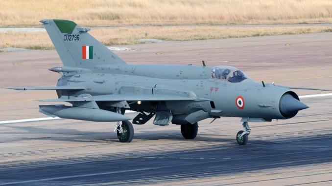 MiG Bison . Vir: Reuters