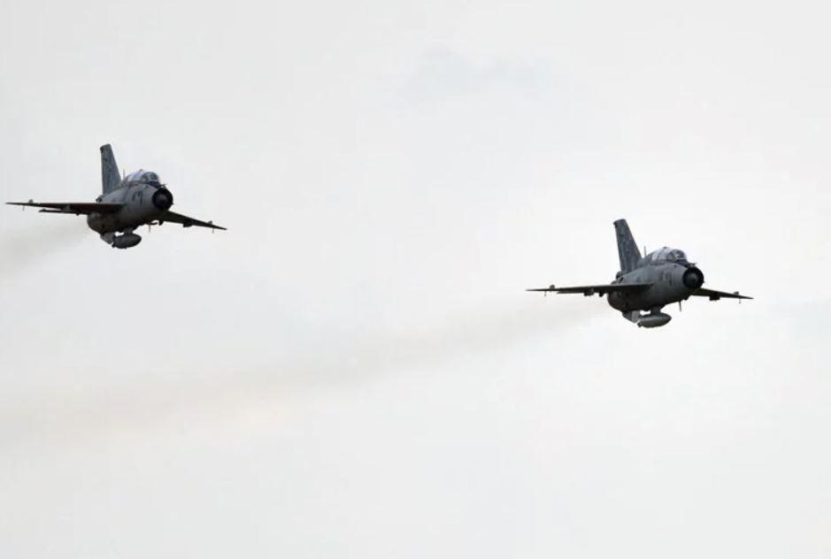 MiG-a 21 Hrvaška vojska
