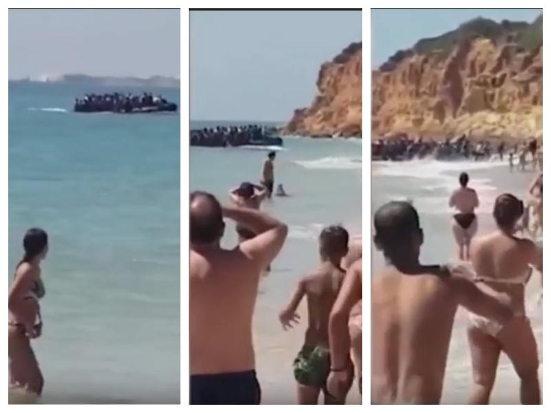 Plaža Španija