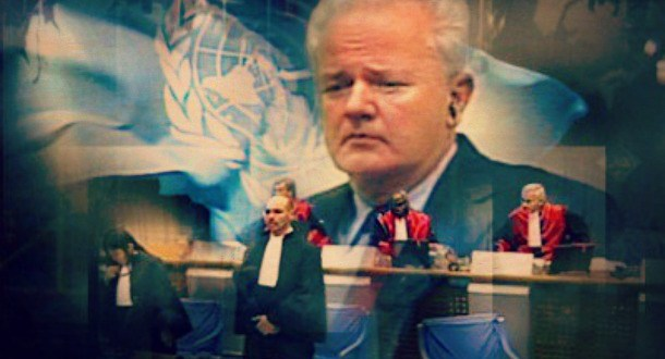 Milošević in ICTY