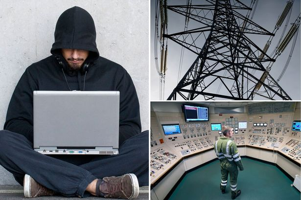 Kibernetski napadi na električno omrežje Vir:Mirror