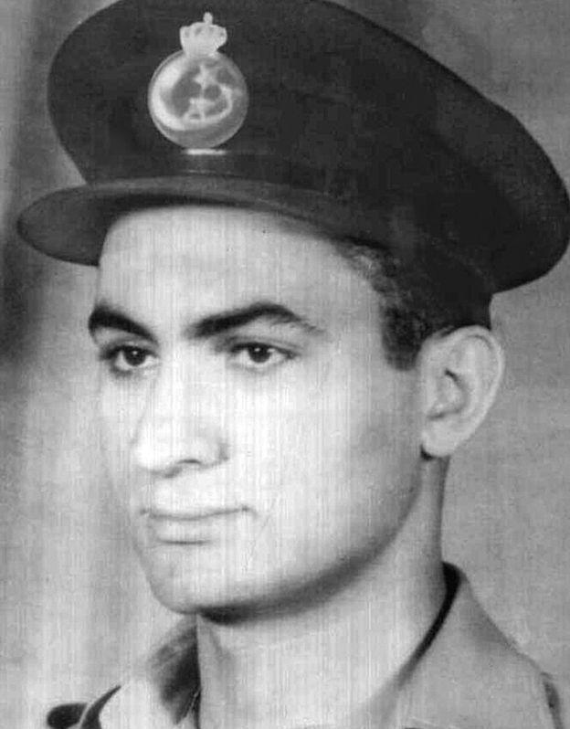 Hosni Mubarak 1952