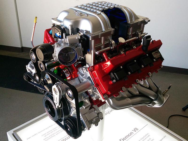 Motor V8